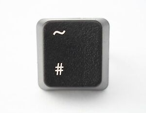 Hashtag Computer Keyboard Ring geek keys women initial twitter girl tweet Emoji