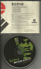 BUSTA RHYMES party is goin / Tear Da / Everybody CLEAN TRX  PROMO DJ CD single
