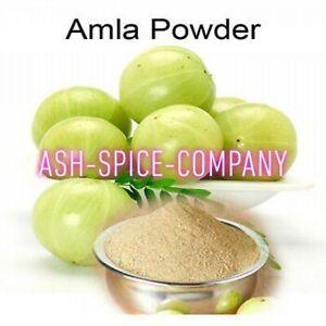100% Pure Amla Powder Dry Hog Plum Gooseberry Powder Hair Growth,Anti Dandruff.