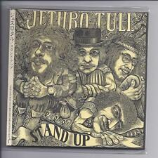 JETHRO TULL stand up Original Japon MINI LP CD IAN ANDERSON Personnage Pop Up Cover