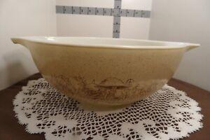 Vintage Pyrex Forest Fancies Mixing Nesting Bowls 2 pc. set # 442 & 444
