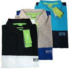 Hugo Boss Men's Short Sleeve Classic Polo Shirts