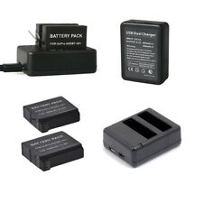 Battery / USB Charger for GoPro HERO4, GoPro AHDBT-401, AHBBP-401 Sport Camera