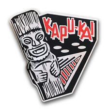 Kapu-Kai Tiki Pin - New - Limited Edition Enamel Pin
