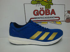ADIDAS ADIZERO BOSTON 8 M Collegiate Royal/Gold Met./Cloud White - B37309