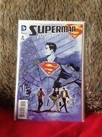 SUPERMAN AMERICAN ALIEN # 6 VARIANT EDITION 1 in 25 DC  COMICS