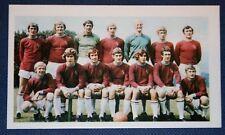BURNLEY    Superb Original Vintage Colour Squad Photo Card