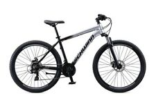 New! Schwinn Aluminum Comp Mens Mountain Bike 27.5 In Grey Black - Sweet Bike!