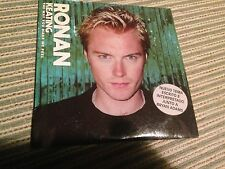 RONAN KEATING SPANISH CD SINGLE SPAIN 1 TRACK - THE WAY YOU MAKE - BRYAN ADAMS