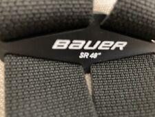 Bauer Ice / Inline Hockey Pants Shorts Suspenders Black Standard Roller
