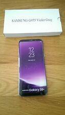 *  Samsung Galaxy  S8+ *** G955 **Violet Grau / Orchid Gray  Dummy letze Artikel