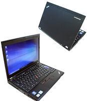 "Gaming laptop Lenovo ThinkPad 12.5"" 500GB Intel i5 2.5GHz 8GB Win 7 10 Webcam"