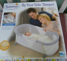 Summer Infant By Your Side Newborn Baby & Infant Sleeper / Napper / Sleep Aid