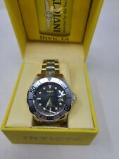 Invicta Grand Diver Automatic 47mm Steel Black MOP Automatic Watch New 16034