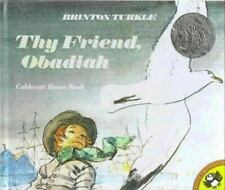 Thy Friend Obadiah (Turtleback School & Library Binding Edition) (Picture Puffin