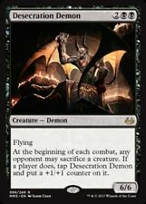 Desecration Demon - Modern Masters 2017 - LP, English MTG Magic FLAT RATE SHIP