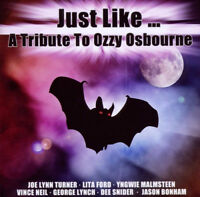 Various Artists : Just Like... A Tribute to Ozzy Osbourne CD (2018) ***NEW***
