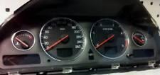 D Volvo XC90 02-06 Chrom Tachoringe - Alu poliert