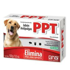 Ppt Flea soap bar for dogs, Made In Mexico, 3.5oz Dog Flea Treatment