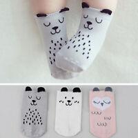 Cute Baby Anti-slip Socks Boy Girl Cartoon Cotton NewBorn Infant Toddler Sock、yu
