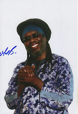 Macka B signed 8x12 inch photo autograph