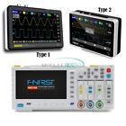 "FNIRSI-1014D /FNIRSI 1013D 7"" TFT LCD 100MHz* 2 1GSa/S Oscilloscope 2 Channels"
