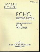 Joseph Haydn ~ Echo für 2 Flöten