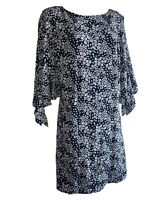 Womens UK 10 Ditsy Floral Tunic Dress Bloggers Grunge Boho Festival H&M SOLD-OUT