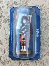 NIB DEL PRADO BLACK WATCH, PIPER UK 1914 COLLECTION 2000 Lead Toy Soldier