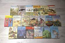 Ladybird lot collection 536,651  Trees Weather Animals Birds Prehistoric Fossils