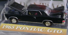 ERTL 65 1965 PONTIAC GTO AMERICAN MUSCLE AUTH HIGHLY DETAILED COLLECTIBLE CAR