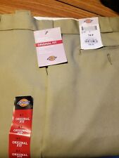 NWT - Dickies Original Fit Straight Leg Khaki Pants - 14P
