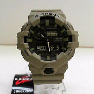New Casio G-Shock GA-700UC-5A Ana Digi World Time Watch