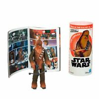 Star Wars Galaxy of Adventures Chewbacca Figure and Mini Comic FREE SHIPPING🔥🔥