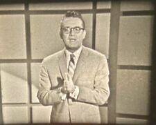 EXC ORIG THE NEW STEVE ALLEN SHOW 16MM 1961 BW KINE W/COMMERCIALS SMOTHERS BROS