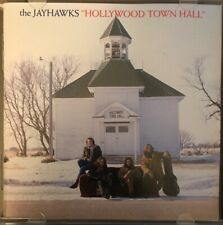 Hollywood Town Hall by The Jayhawks (1992, CD, Def American)