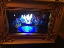Disney Parks Gallery of Light Little Mermaid Ariel & Prince Eric Olszewski - New