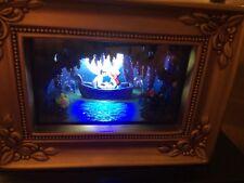 Disney Parks Gallery of Light Little Mermaid Ariel & Prince Eric Olszewski - New