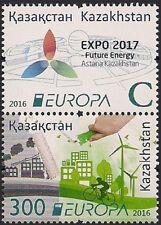 2016 Europa - Kazakhstan - pair