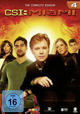 6 DVDs * CSI : MIAMI -  KOMPLETTE STAFFEL / SEASON 4 # NEU OVP §