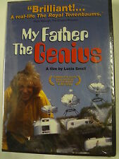 My Father The Genius DVD NEW New Yorker Video