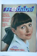DDR Fernsehzeitschrift FF Dabei RARITÄT 26/1986 TOP !!