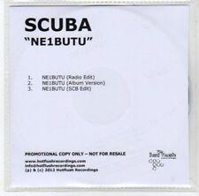 (DJ838) Scuba, NE1BUTU - 2012 DJ CD