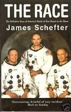 James Schefter THE RACE  pb Russia vs USA Space Race
