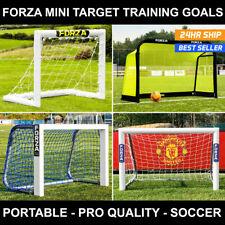 FORZA Target Goals [5 Styles] | Portable Training Goals Soccer Field Hockey