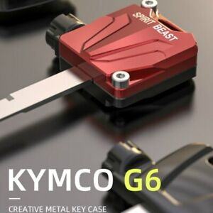 Spirit Beast Motorcycle Key Head Shell Case Cover for KYMCO G6 Decoration