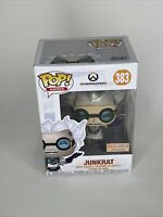 Funko Pop! Games Overwatch Junkrat #383 Box Lunch Exclusive