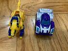 Playskool Transformers Rescue BotsMini Flip Racer Blurr and mini cheeta