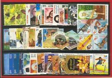 India 2008 Year Pack Full Complete Set of 79 stamps Assorted topics MNH