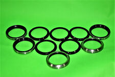 Head Set Wear-Protection Set Tapered Ring 1,5 inches 36°x 45° 073 # NEW 5 Satz